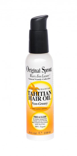 Original Sprout Tahitian Hair Oil 118ml