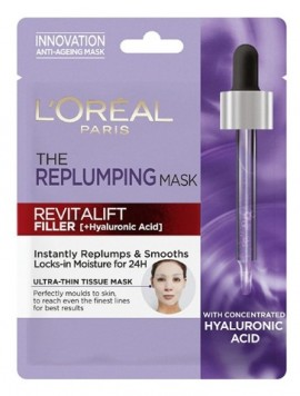 LOreal Paris Revitalift Filler Ultra-Thin Tissue Mask 30g