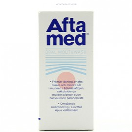 AFTAMED ORAL MOUTHWASH 150ML