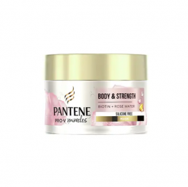 Pantene Pro-v Miraeles Biotin + Rose Water Mask 160ml