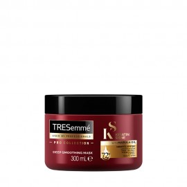 TRESemme Keratin Shine With Marula Oil Deep Smoothing Mask Μάσκα Μαλλιών με Κρατίνη 300ml