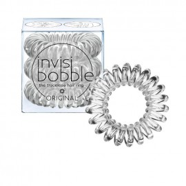 Invisibobble Original Crystal Clear 3τμχ
