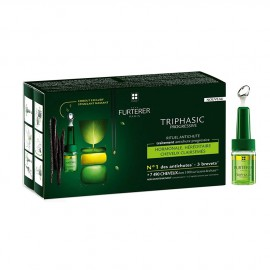 RENE FURTERER TRIPHASIC Progressive Rituel Antichute 8vialsx5,5ml