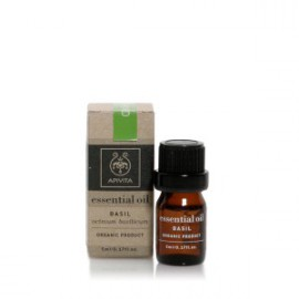 APIVITA ESSENTIAL OIL BASIL 5ML