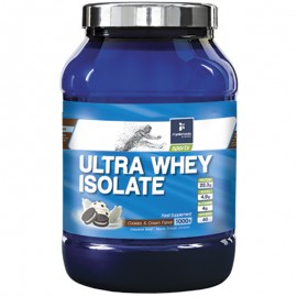 My Elements Ultra Whey Isolate Cookies & Cream Flavor 1000gr