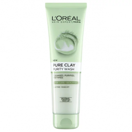 LOreal Paris Pure Clay Purity Wash 150ml