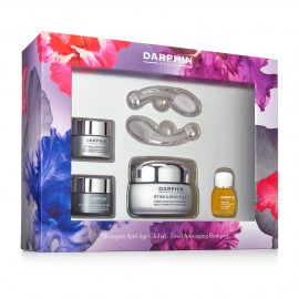 Darphin Set Total Anti-aging Bouquet Stimulskin Plus Multi-Corrective Divine Cream 50ml + Stimulskin Plus Multi-Corrective Divine Eye Cream 5ml + Stimulskin Plus Multi-Corrective Divine Serumask 5ml + 8-Flower Nectar 4ml