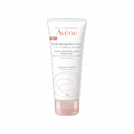AVENE Fluide demaquillant 3 en 1 100ml