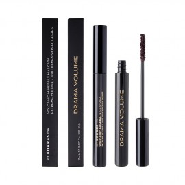 Korres Volcanic Minerals Mascara Drama Volume Plum Brown No 02 11ml