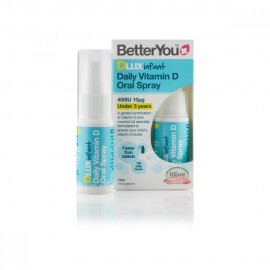 BetterYou Dlux Infant 400 IU 15ml