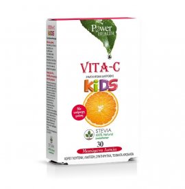 POWER HEALTH VIITA-C KIDS 30 ΜΑΣ.ΔΙΣΚΙΑ