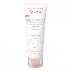 AVENE Fluide demaquillant 3 en 1 200ml