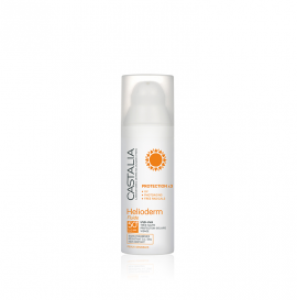 Castalia Helioderm Fluide spf50 Protection x3 50ml