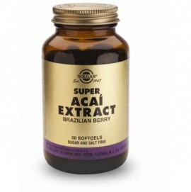 SOLGAR SUPER ACAI EXTRACT SOFTGEL 50S