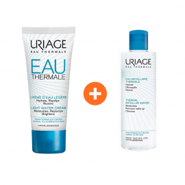 Uriage Eau Thermal Creme dEau Legere 40ml & ΔΩΡΟ Eau Micellaire Thermale 100ml