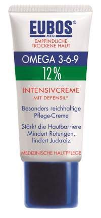 EUBOS OMEGA 3-6-9 INTENSIVE CREAM ΜE DEFENSIL® 12% 50ml