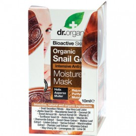 DR.ORGANIC SNAIL GEL MOISTURE MASK 10ML