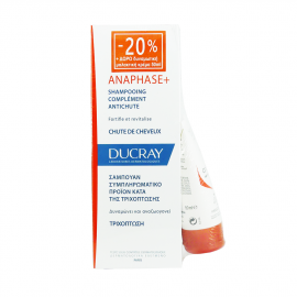 Ducray Anaphase+ Chute De Cheveux Σαμπουάν κατά της τριχόπτωσης 200ml + 50ml conditioner