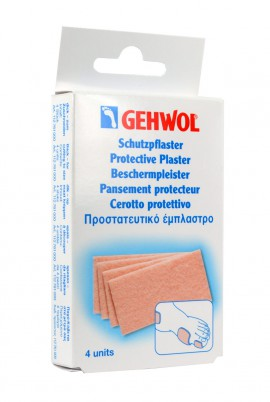GEHWOL PROTECTIVE PLASTER THICK 4TEM