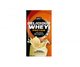 QNT Delicious Whey Protein Single Dose Vanilla 20gr