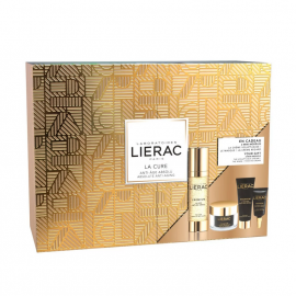 Lierac Set Premium The Cure Absolute Anti-Aging 30ml + ΔΩΡΟ Lierac Premium La Creme Voluptuous 15ml + Lierac Premium Le Masque 10m + Lierac Premium Eye Cream 3ml