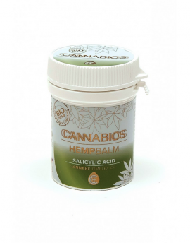 Cannabios Hemp balm+salicylic acid 50ml