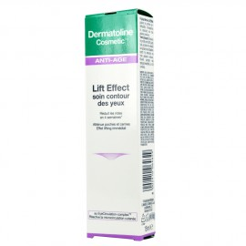 Dermatoline Cosmetic Lift Effect Κρέμα ματιών 15ml