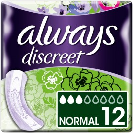 Always Discreet Normal 12τμχ