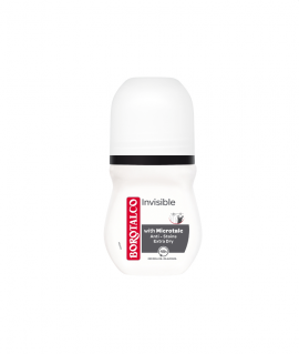 Borotalco Deodorant roll-on Invisible 50ml