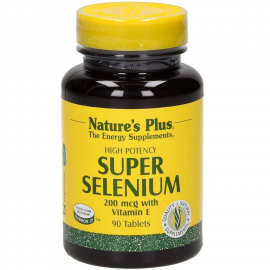 Natures Plus Super Selenium 90tabs