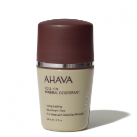 Ahava Men's Roll-On Mineral Deodorant 50ml