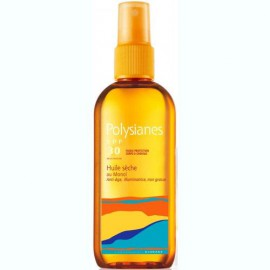 POLYSIANES Spray Huile Seche au Monoi SPF30 150ml