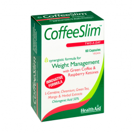 Health Aid Coffee Slim 60 κάψουλες