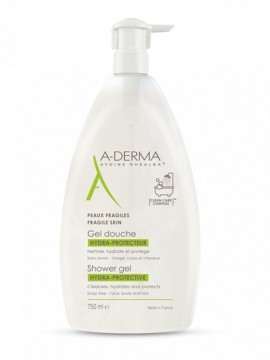 Aderma Shower Gel Hydra-Protective 750ml