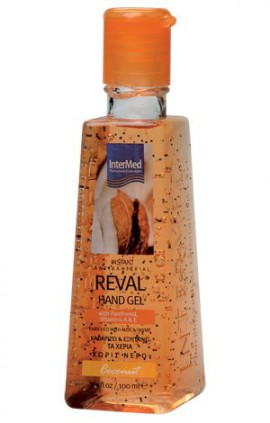 Intermed Reval Plus Coconut Antiseptic Hand Gel 100ml