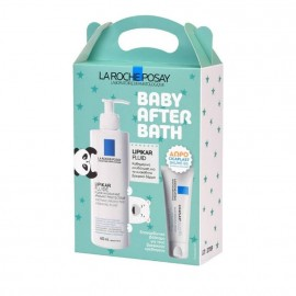 La Roche Posay Set Baby After Bath Lipikar Fluide 400ml + Δώρο Cicaplast Baume B5 15ml