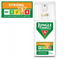 OMEGA PHARMA JUNGLE FORMULA Strong Original Spray με IRF3 75ml