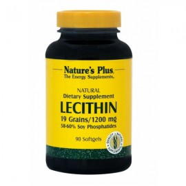 Natures Plus LECITHIN 1200MG 90 softgels