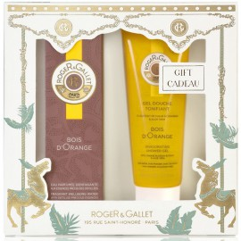Roger & Gallet Set Bois D Orange Eau Parfumee Bienfaisante 30ml + Δώρο Αφροντούς 50ml