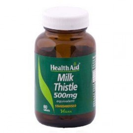 HEALTH AID MILK THISTLE SEED EXTRACT TABLETS 30S