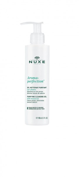 NUXE AROMA PERFECTION GEL NETTOYANT 200ML