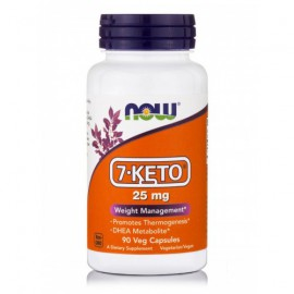 Now foods 7-Keto 25mg, 90 Veget.caps
