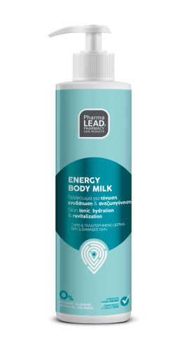 PharmaLead  Energy Body Milk 250ml