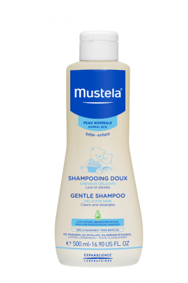 Mustela Bebe Gentle Shampoo 500ml
