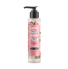 Love Beauty And Planet Face Scrub Muru Muru Butter & Rose 125ml