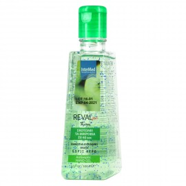 Intermed Reval Plus Kiwi Antiseptic Hand Gel 100ml