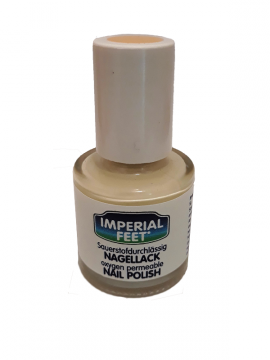Imperial Feet Fungal Nail Polish Μπεζ Χρώμα 12ml