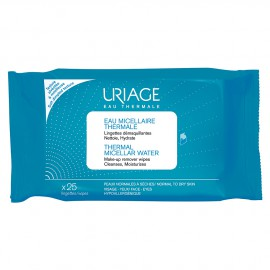 Uriage Eau Micellaire Thermale 25wipes