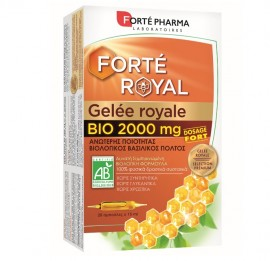 Forte Pharma Gelee Royale Bio 2000mg 20amp x 15ml