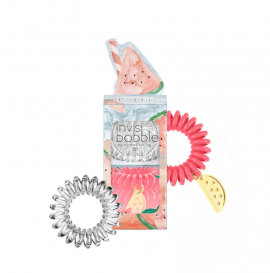 Invisibobble Happy Hour Smooth Melons Duo Pack 6τμχ